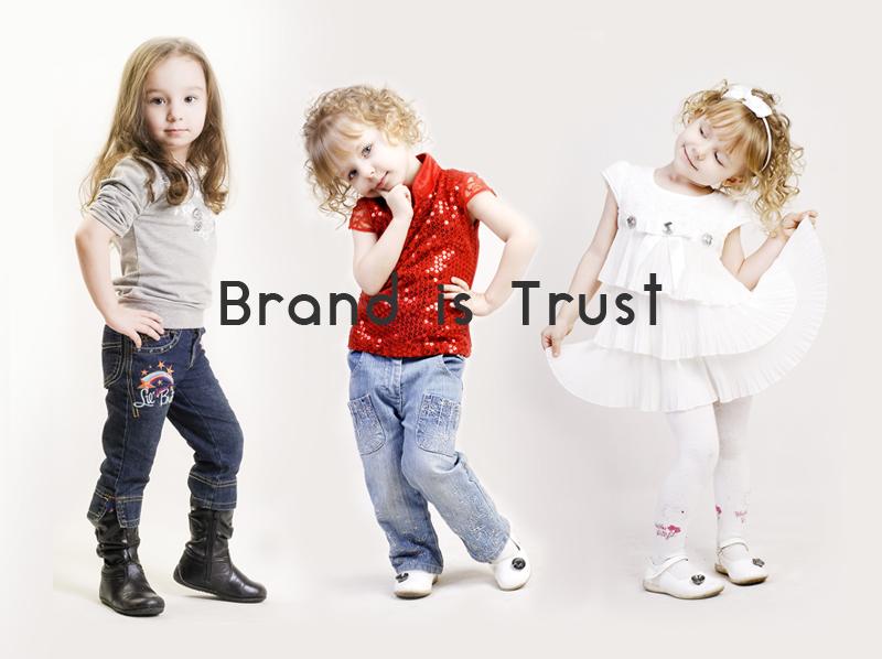 Brand is Trust