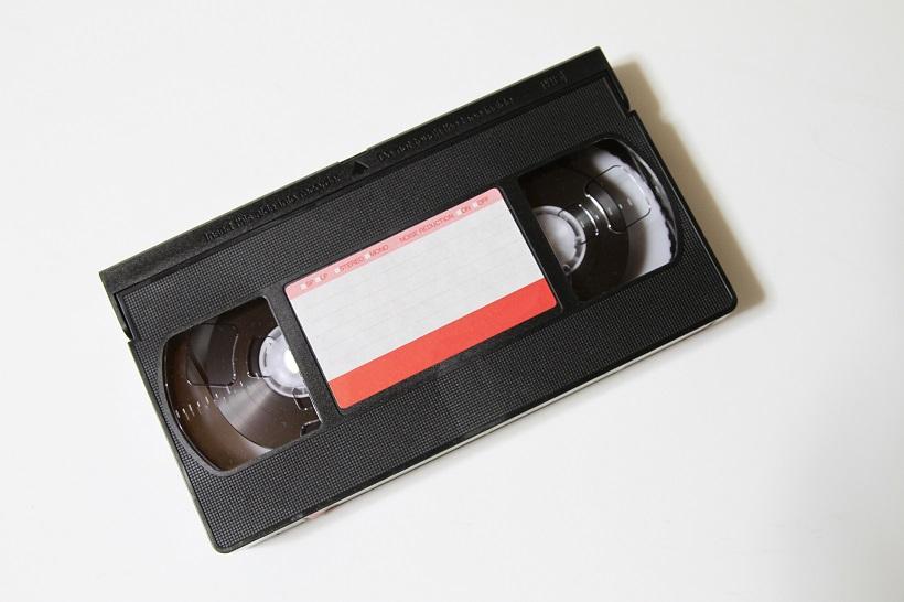 VHS デファクトスタンダード